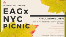 EAGxNYC Picnic (Apply now!)