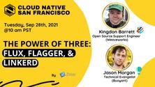 The Power of Three: Flux, Flagger, & Linkerd