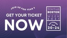 Startup Boston Week 2021 (BNT Partner Event - Separate RSVP Required)