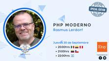PHP Moderno - Rasmus Lerdorf (Etsy)