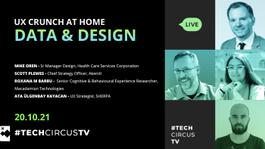UX Crunch at Home - Data & Design