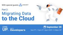 Workshop: Migrating Data to the Cloud!