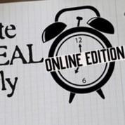 Write REAL Early: Online Edition