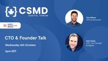 CTO & Founder Talk
