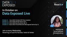 Azure SQL October 2021 New Updates | Data Exposed Live