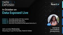 Deep Dive: SQL Security (Ep.5) | Data Exposed Live