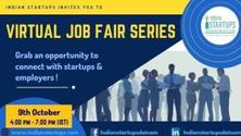 Virtual Job Fair for Startups / Businesses & Job Seekers