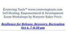 Resilience for Release, Recovery, Recreation