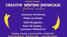 Writers Connect: Creative Writing Showcase