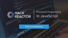Intro to Functional JavaScript [Live-Online]