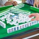 Chinese Mahjong Ma Jiang