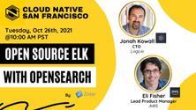 [Talk #17] Open source ELK with OpenSearch