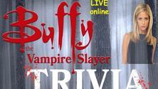 LIVE (online) Buffy the Vampire Slayer Trivia! Fundraiser-