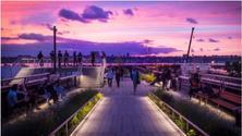 Little Island Singles Date Walk (Hottest new spot in NYC!) 20-40s