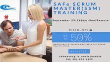 SAFe Scrum Master Training | $699.00