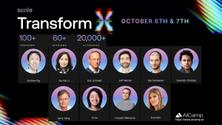 TransformX AI Conf with Andrew Ng, Feifei Li, 100+ speakers