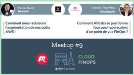 Meetup #9 : Parlons d'Alibaba avec CloudEasier et d'AWS avec Bedrock !