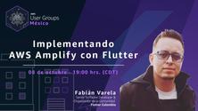 Implementando AWS Amplify con Flutter
