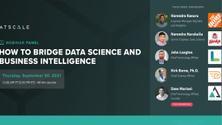 AI Webinar: Bridge Data Science And Business Intelligence