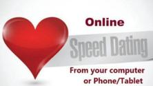 ONLINE Speed Dating -Tristate ages 40s & 50s (7:00 ) & ages 30s & 40s (8:45 PM)
