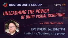 Unleashing the Power of Unity Visual Scripting with Jesse Crafts-Finch