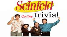 ONLINE LIVE- Seinfeld Trivia! (Virtually from your computer)