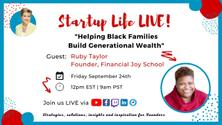 Helping Black Families Build Generational Wealth