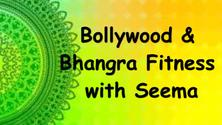Bollywood Dance Fitness with Seema on Zoom