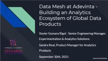 Data Mesh at Adevinta - Building an Analytics Ecosystem of Global Data Products
