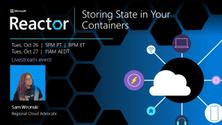 Storing State in Your Containers
