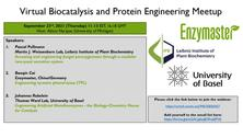 September  Biocatalysis and Protein Engineering Meetup