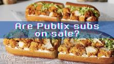 Let's write an app that tells you if Publix subs are on sale!