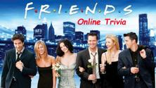LIVE (online) FRIENDS Trivia! Fundraiser