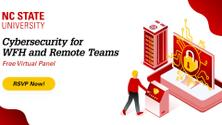 Cybersecurity for WFH and Remote Teams