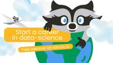 Start a career in data science #1
