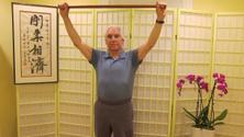Tai Chi Stick Exercises and Chi Kung