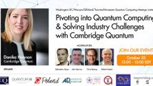 Pivoting into Quantum Computing & Solving Industry Challenges with CQC