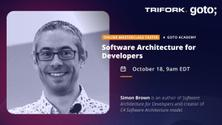 Software Architecture for Developers Masterclass Taster with Simon Brown