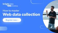 How to master web data collection