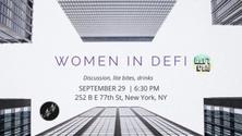Women in DeFi Meetup