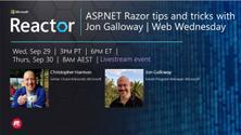 ASP.NET Razor tips and tricks with Jon Galloway   Web Wednesday