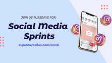 Social Media Sprints