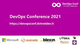 DevOps Conference 2021