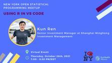 Using R in VS Code