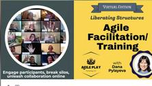 (paid) Agile Facilitation/Training with Liberating Structures Workshop (4 days)