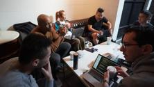 NYC Code & Coffee 0.3 @ Freehold(45 S 3rd St)