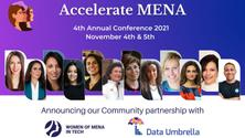 [Community Partner Event] Women of MENA in Technology Conference