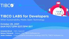 TIBCO LABS for Developers