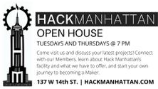 Hack Manhattan Open House